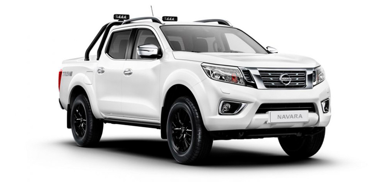 Promoción Nissan Navara Doble Cabina Pick Up